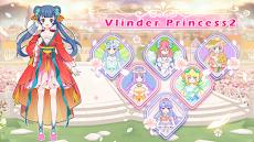 Vlinder Princess2:人形の着せ替えゲーム,きせかえゲーム無料のおすすめ画像1