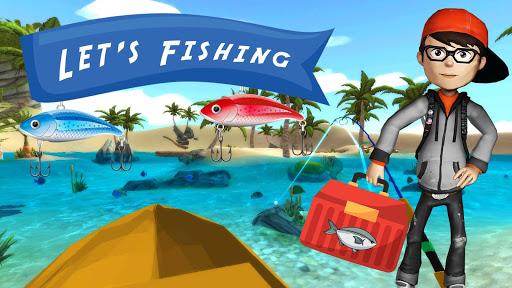 Ultimate Fishing Simulator : A Real Fisherman APK MOD – ressources Illimitées (Astuce) screenshots hack proof 2