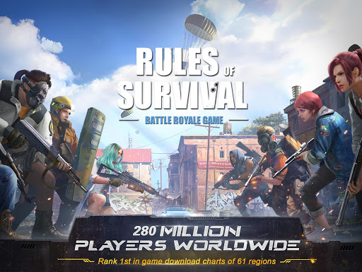 RULES OF SURVIVAL  screenshots 9