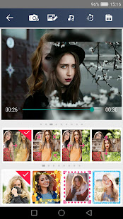 Music video - photo slideshow 46 Screenshots 4