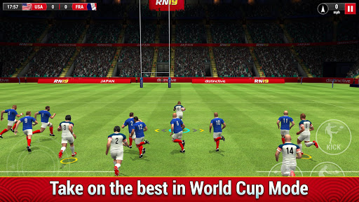 Rugby Nations 19 1.3.2.156 screenshots 1