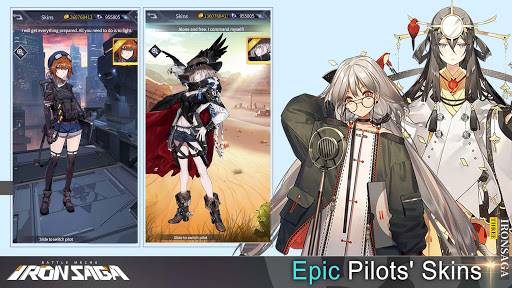 Iron Saga u2013 Battle Mech screenshots 11