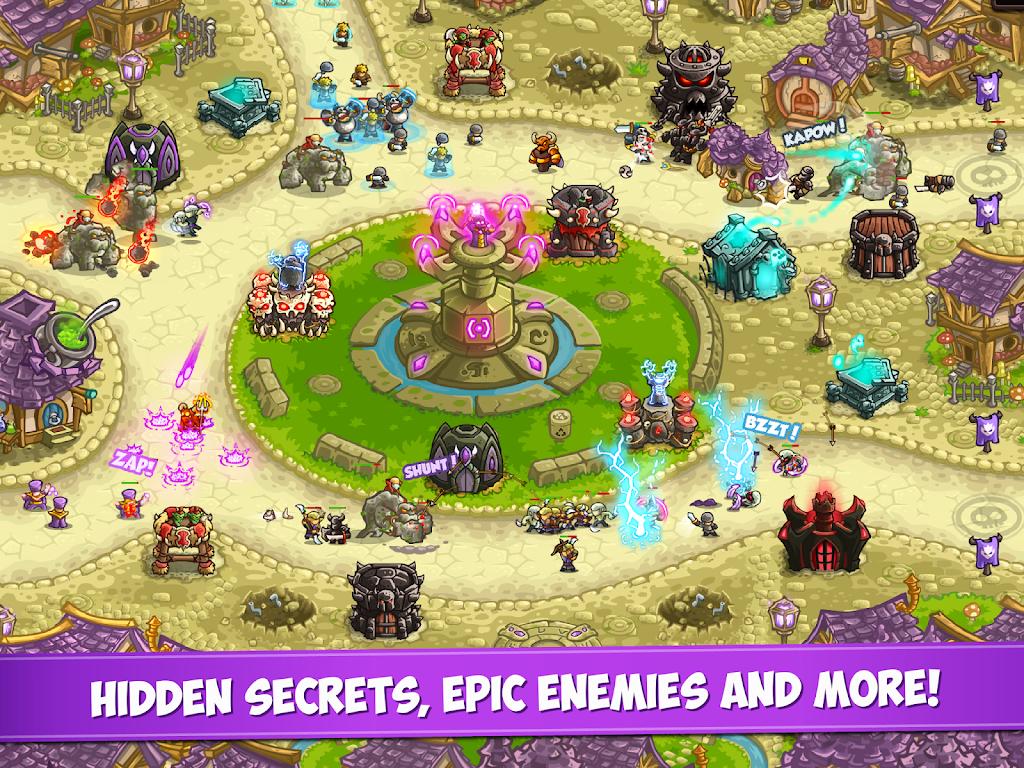 Kingdom Rush Vengeance - Tower Defense Game  poster 16