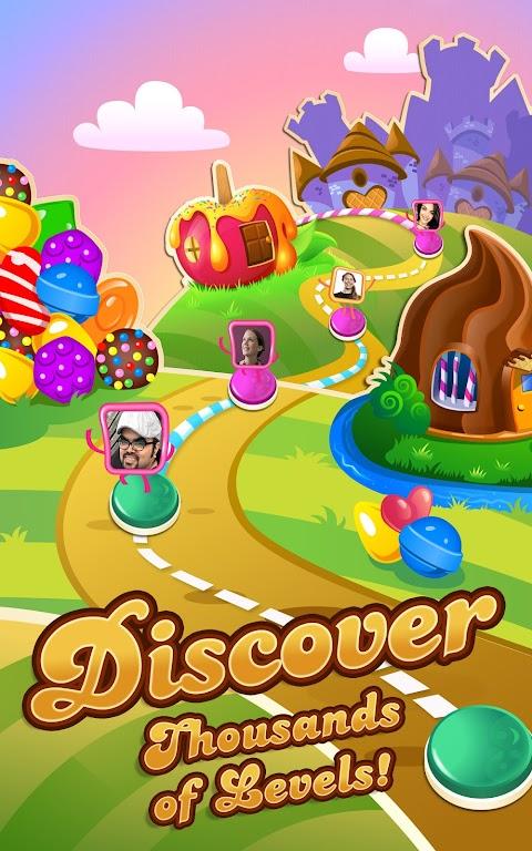 Candy Crush Saga  poster 11