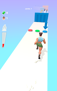 Muscle Rush - Rennspiele Screenshot