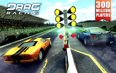 "Download Drag Racing Racing game ""overtaking competitions"" Android + mode 4"