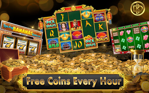 SLOTS - Black Diamond Casino apkslow screenshots 9