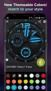 Watch Faces - WatchMaker 100,000 Faces Screenshot