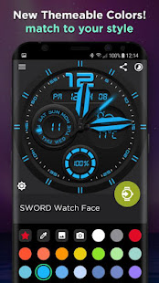 Watch Faces - WatchMaker 100,000 Faces 7.1.0 Screenshots 6