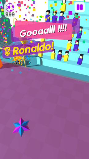 Tricky Kick - Crazy Soccer Goal Game 1.07 screenshots 2