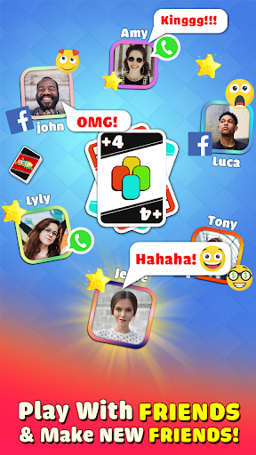 Uno Card Party  screenshots 2