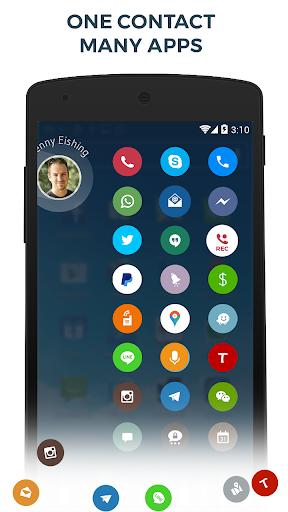 Contacts, Phone Dialer & Caller ID: drupe 3.4.7 Screenshots 5