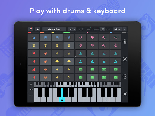Remixlive - Make Music & Beats  Screenshots 10