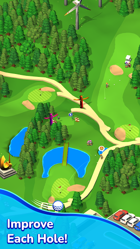 Idle Golf Club Manager Tycoon  screenshots 5