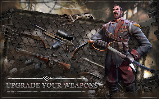 Zombie Origins: The Evil Village  screenshots 1