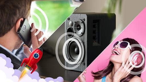 Extra Volume Booster - loud sound speaker 4.0.8 Screenshots 6