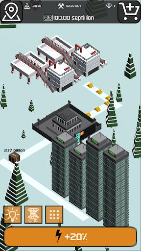 Minr - Gold Idle Incremental Rush Goldmine Tycoon  screenshots 6