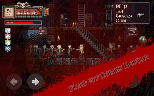 Dead Ops Zombies Reborn - Zombie Shooter modavailable screenshots 5