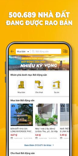 Cho Tot - Chuyu00ean mua bu00e1n online android2mod screenshots 4