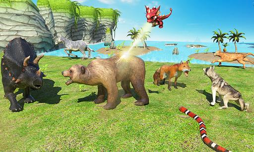 Real Battle War Strategy Of Animal 4 screenshots 1