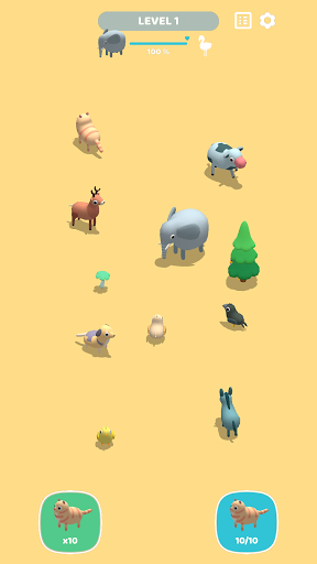 Merge Cute Pet screenshots 3