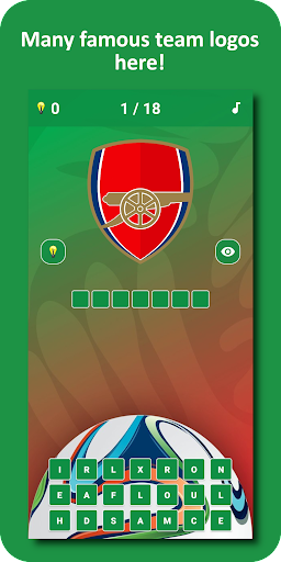 Soccer Logo Quiz 3 1.0.9 screenshots 3