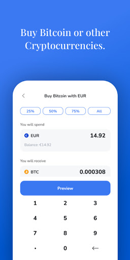 ICONOMI: Buy and sell cryptocurrencies screenshot 4