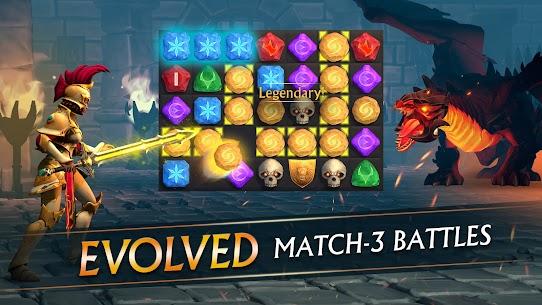 Puzzle Quest 3 – Match 3 Battle RPG Mod 0.37.0.12730 Apk (Unlimited Money) 1