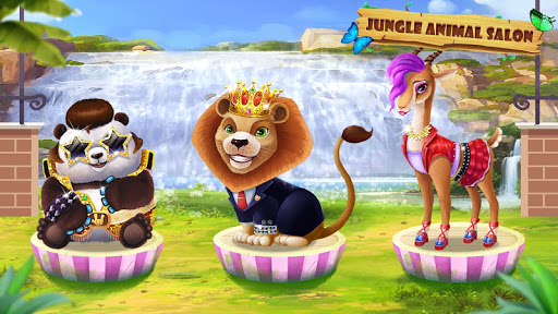 ud83eudd81ud83dudc3cJungle Animal Makeup 3.0.5017 screenshots 8