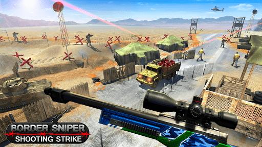 Mountain Sniper Gun Shooting 3D: New Sniper Games 1.2 Screenshots 3