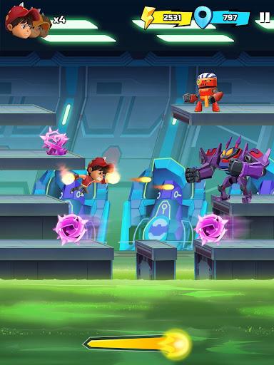 BoBoiBoy Galaxy Run: Fight Aliens to Defend Earth! 1.0.6g Screenshots 16