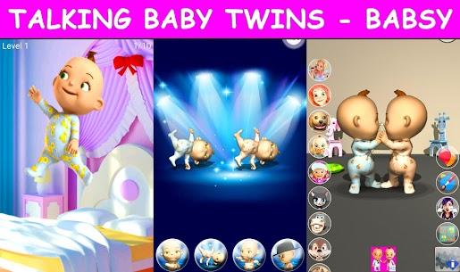 Free Talking Baby Twins – Babsy 3
