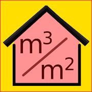 Square meters calculator - area calculator