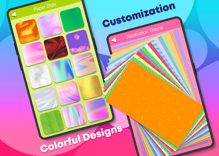My Color Note Notepad 1.5.6 Screenshots 2