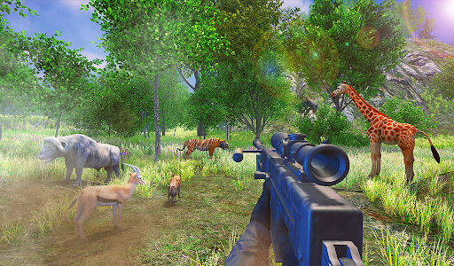 Animal Hunting Game 2021 Safari Shooting Simulator  screenshots 8