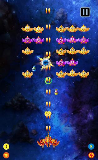 Chicken Shooter Galaxy invaders Latest screenshots 1
