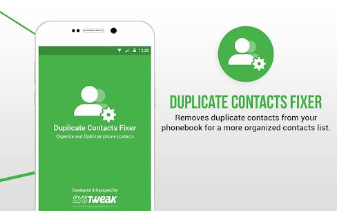 Duplicate Contacts Fixer and Remover MOD APK (Premium Unlock) 9