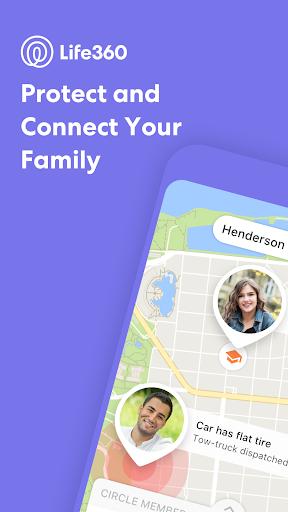 Life360: Family Locator & GPS Tracker for Safety 20.8.0 Screenshots 1