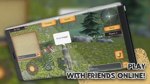 Wolf Simulator Evolution  Screenshots 14