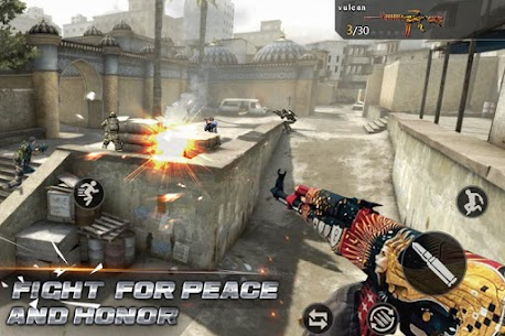 Critical strike – FPS Savaş  oyunu 2.0.4 Full Apk İndir 5