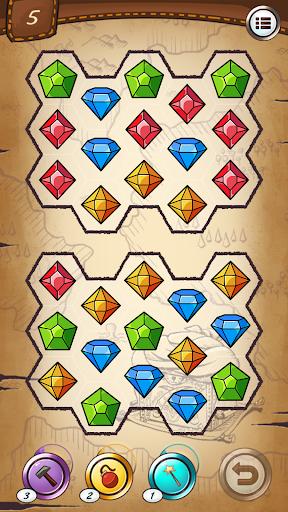 Jewels and gems - match jewels puzzle 1.3.0 screenshots 8