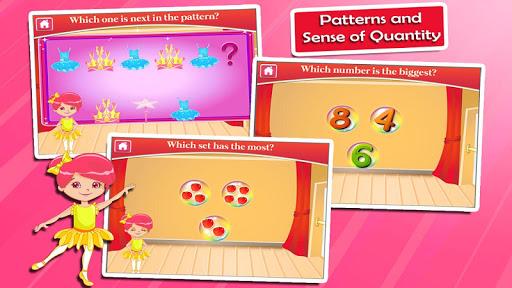 Ballerina Kindergarten Games screenshots apkspray 5