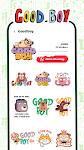 screenshot of WA.Stickers - Stickers for WhatsApp, WAStickerApps
