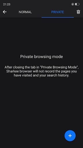 Sharkee Browser 1.0.18 Screenshots 3