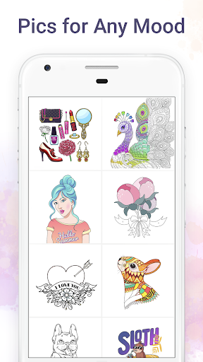 Chamy - Color by Number 3.2.1 screenshots 4