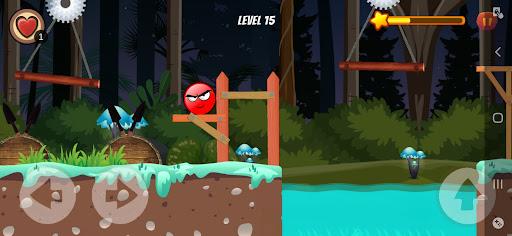 Code Triche Red Ball Adventure 1 (Astuce) APK MOD screenshots 1