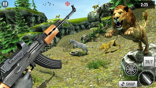 Wild Deer Hunt 2021: Animal Shooting Games apktram screenshots 14