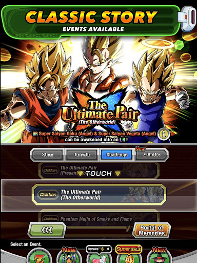 DRAGON BALL Z DOKKAN BATTLE 4.12.0 screenshots 7