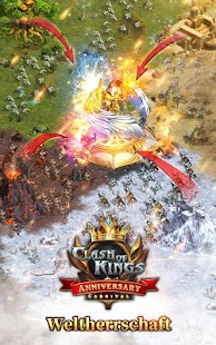 Clash of Kings: Brandneues Rittersystem Screenshot