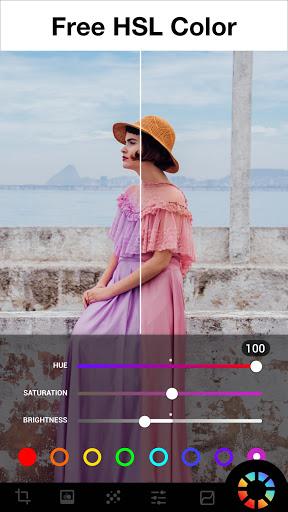Photo Editor, Filters & Effects, Presets - Lumii screenshot